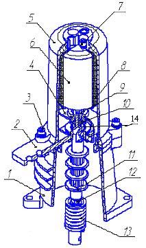 Вакуумный выключатель ВВН-СЭЩ 35
