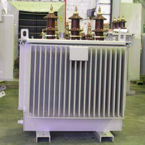 Трансформатор герметичный без расширителя ТНГ
