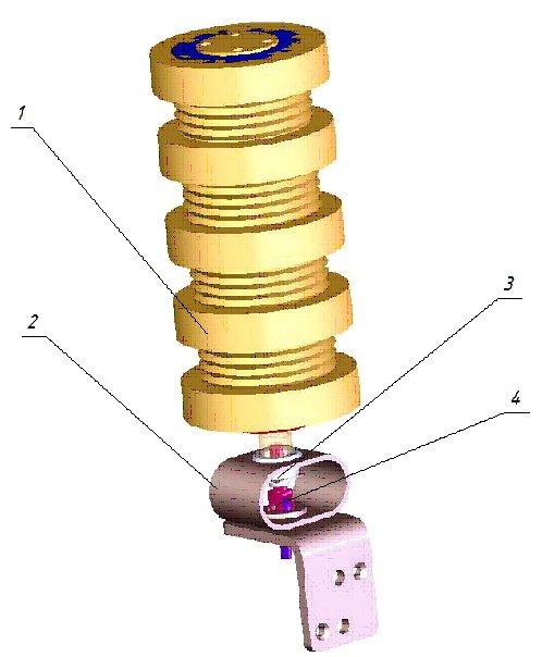 Вакуумный выключатель ВВУ-СЭЩ-Э(П) 35